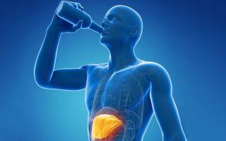 Алкогольный жировой гепатоз: лечение болезни