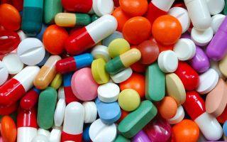 Препараты для растворения камней в желчном пузыре: список лекарств