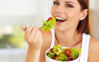 Питание после удаления желчного пузыря: список продуктов