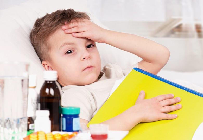 Лечение желтухи у детей и подростков