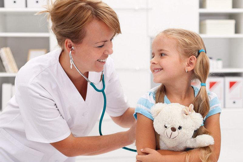 Синдром желтухи у детей