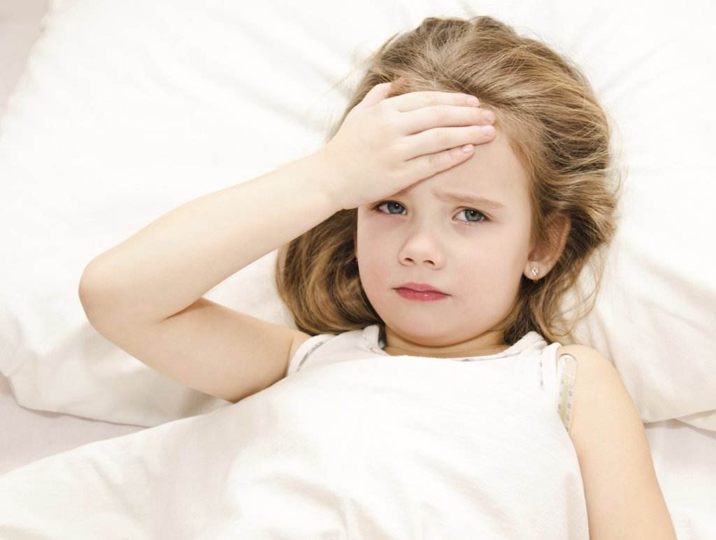Токсический гепатит у детей