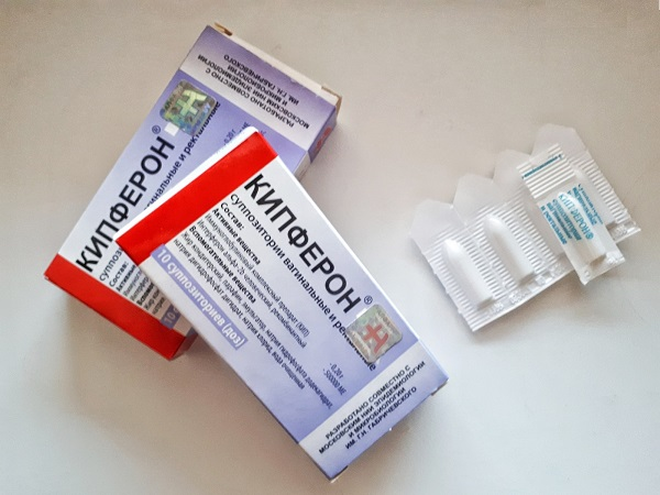 Форма выпуска препарата Кипферон