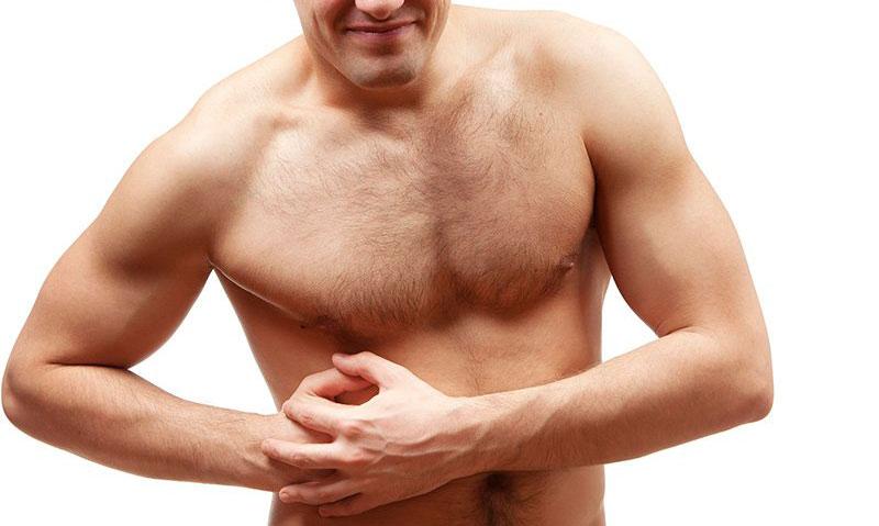 Признаки цирроза печени у мужчин