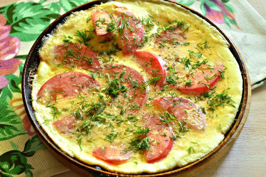 Рецепт омлета для диеты стол 5