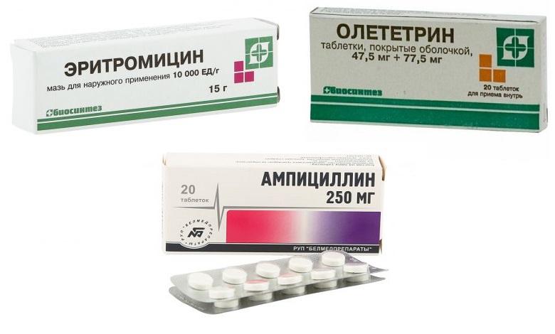 Антибиотики при хроническом холецистите