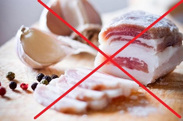 Что нельзя есть при болезни печени и желчного пузыря