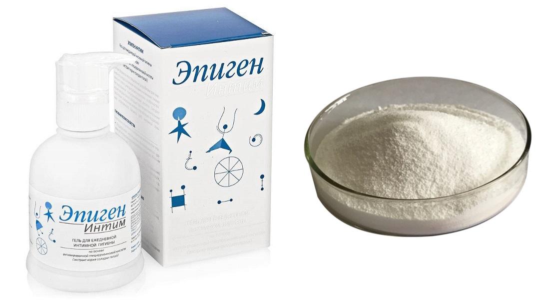 Формы выпуска глицирризиновой кислоты