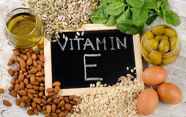 Продукты с витамином Е помогают в чистке печени