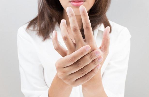 Симптомы пальмарной эритемы ладоней